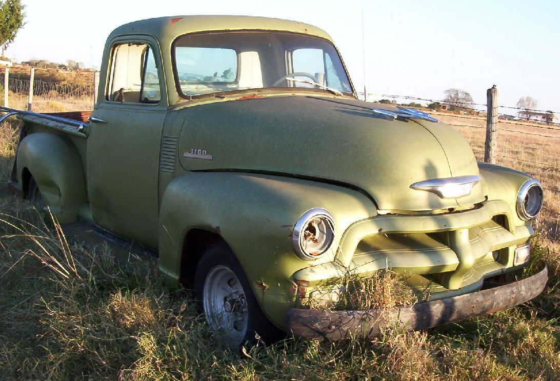 Chevrolet Vintage Trucks | Pick up Lovin\' Girl | Pinterest ...
