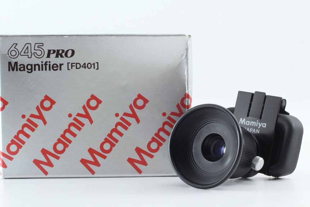 Mamiya 645 PRO TL 645 PRO 645 SUPER MAGNIFIER