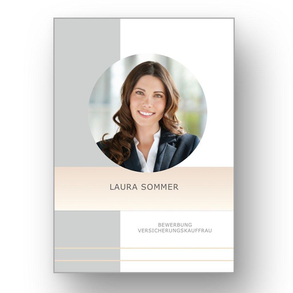 35 Seiten Premium Bewerbungsvorlage Golden Candidate Best Of