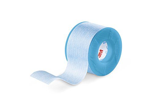 """3M Kind Removal Silicone Tape 1"""" x 5.5yds (Each), $7.43.    For temporary paw protection from hot pavement!"""