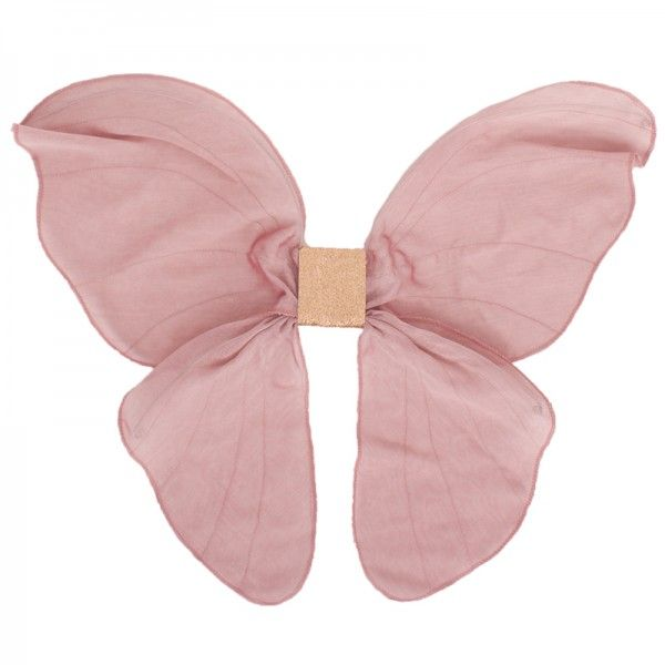 Numero 74 Pink Cloth Fairy Wings at alexandalexa.com