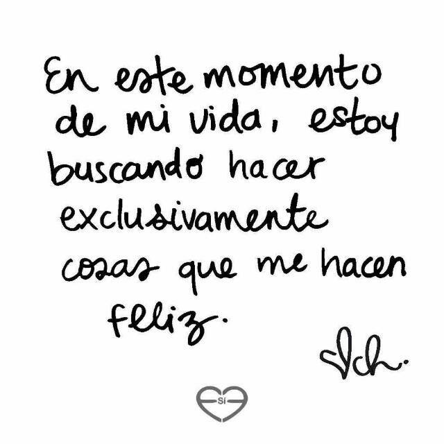 #feliz, #frase de vida