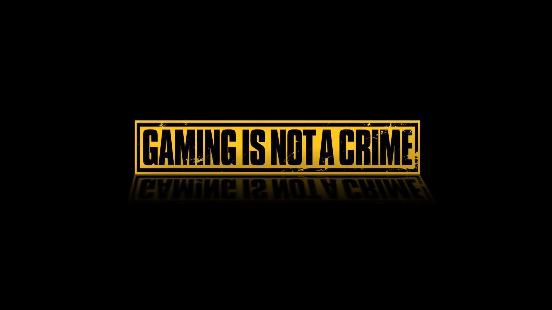 Black Background Crime Gaming Text Crime, Gaming, Text) Via Www.