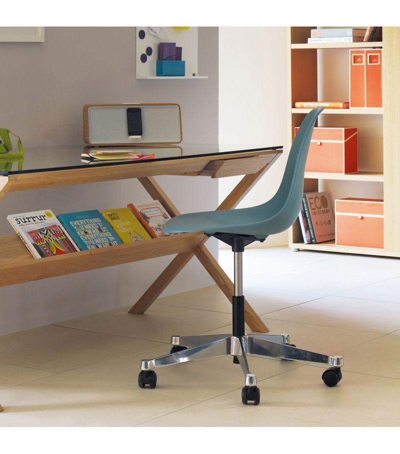 Eames plastic side chair pscc vitra milia shop home