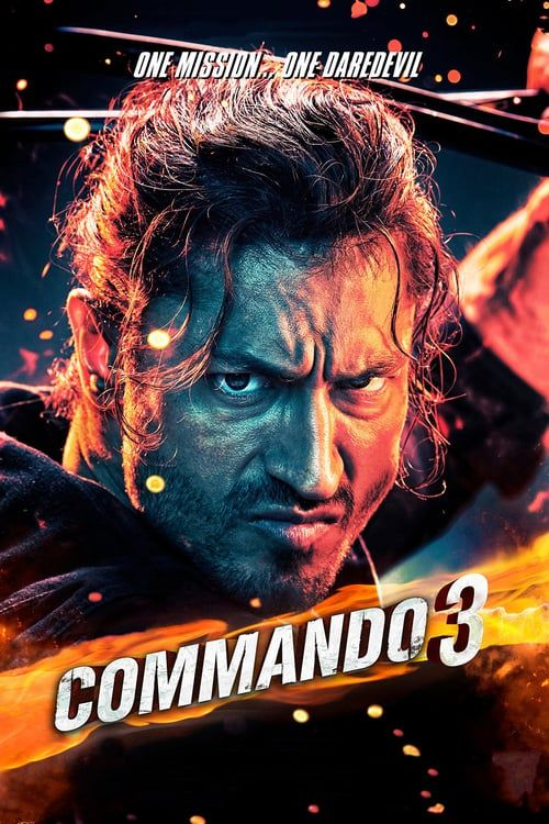 Commando 3 2019 Full Movie Watch Online Free Commando 3 2019 Full MovieRelease Ye