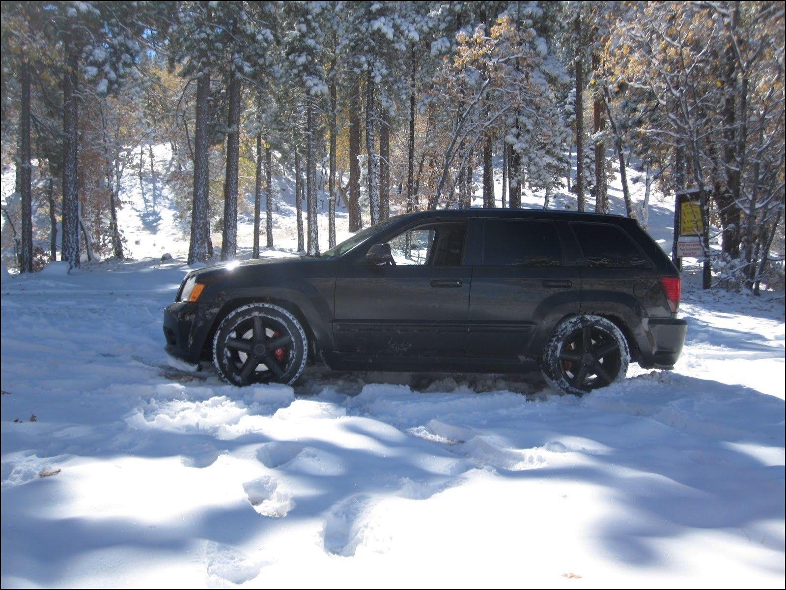 Jeep Srt8 Winter Tires Wheels Tires Gallery Pinterest