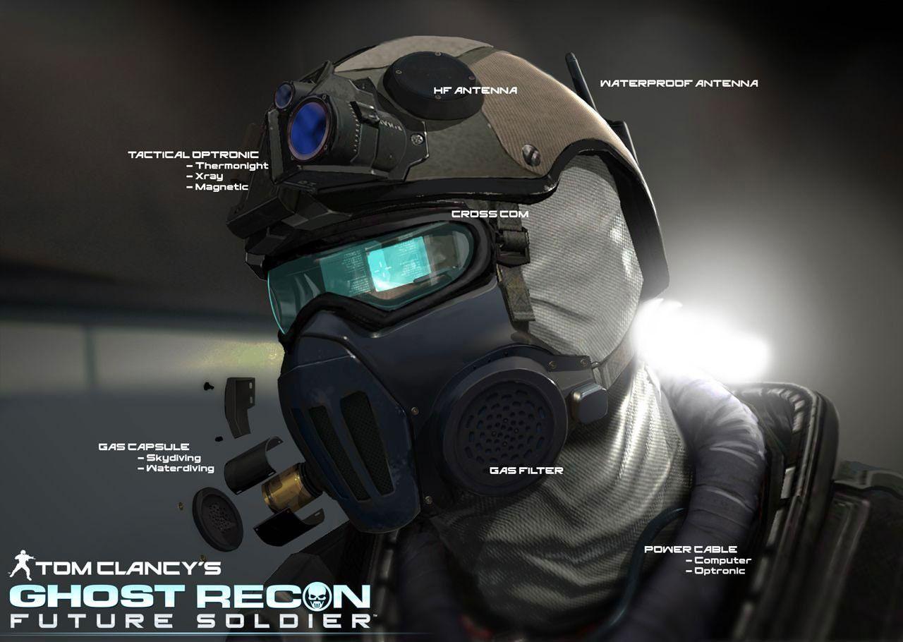 ghost recon gear | Ghost Recon Future Soldier (Pantallazo de PC) a ...