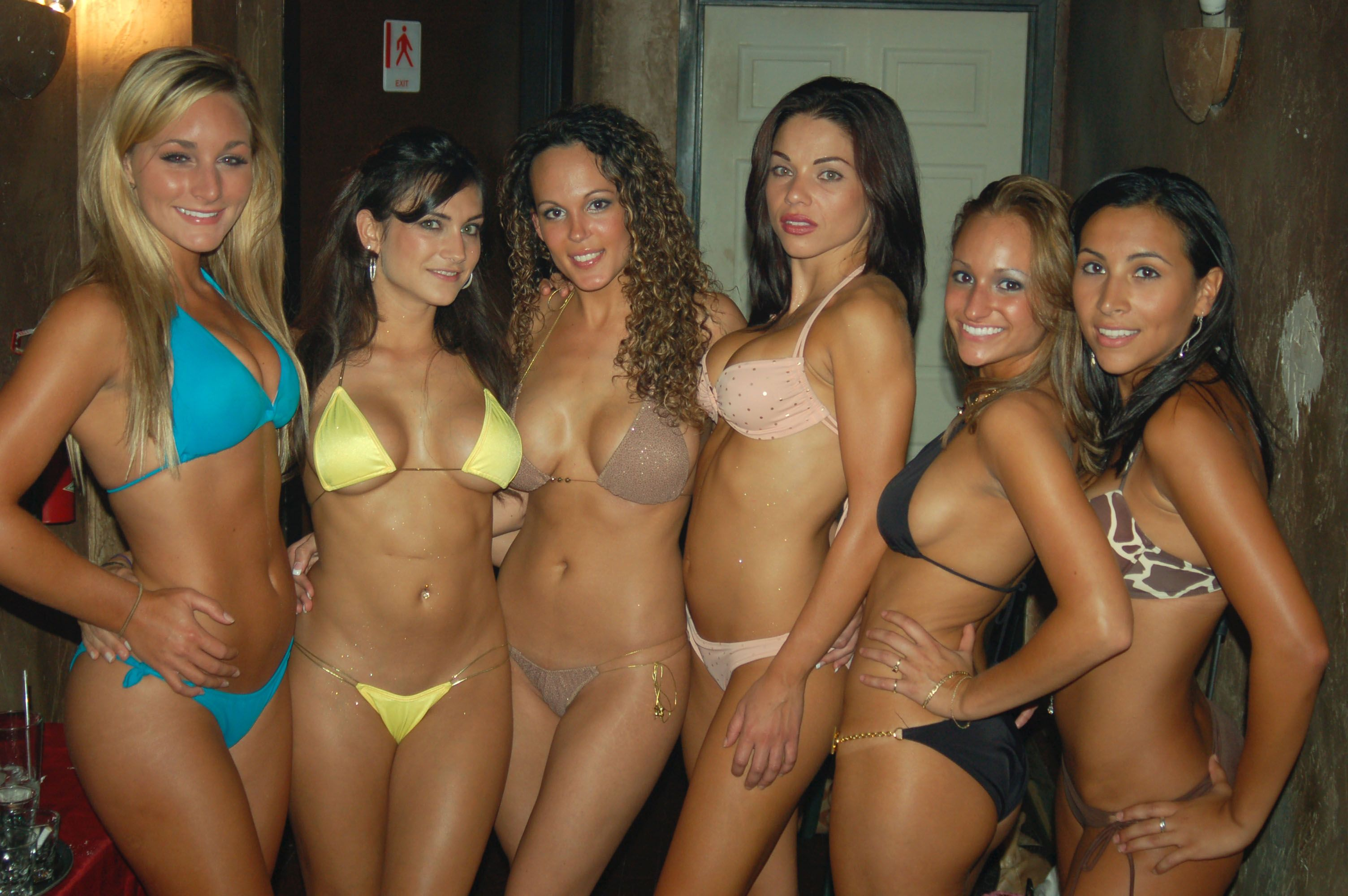 Group of Girls, Bikini, Bikinis | Bikinis, Swimwear, Types of body ...