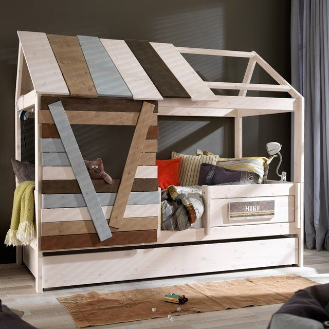 Low Tree House Cabin Bed Cabin Beds For Kids Tree House Bunk