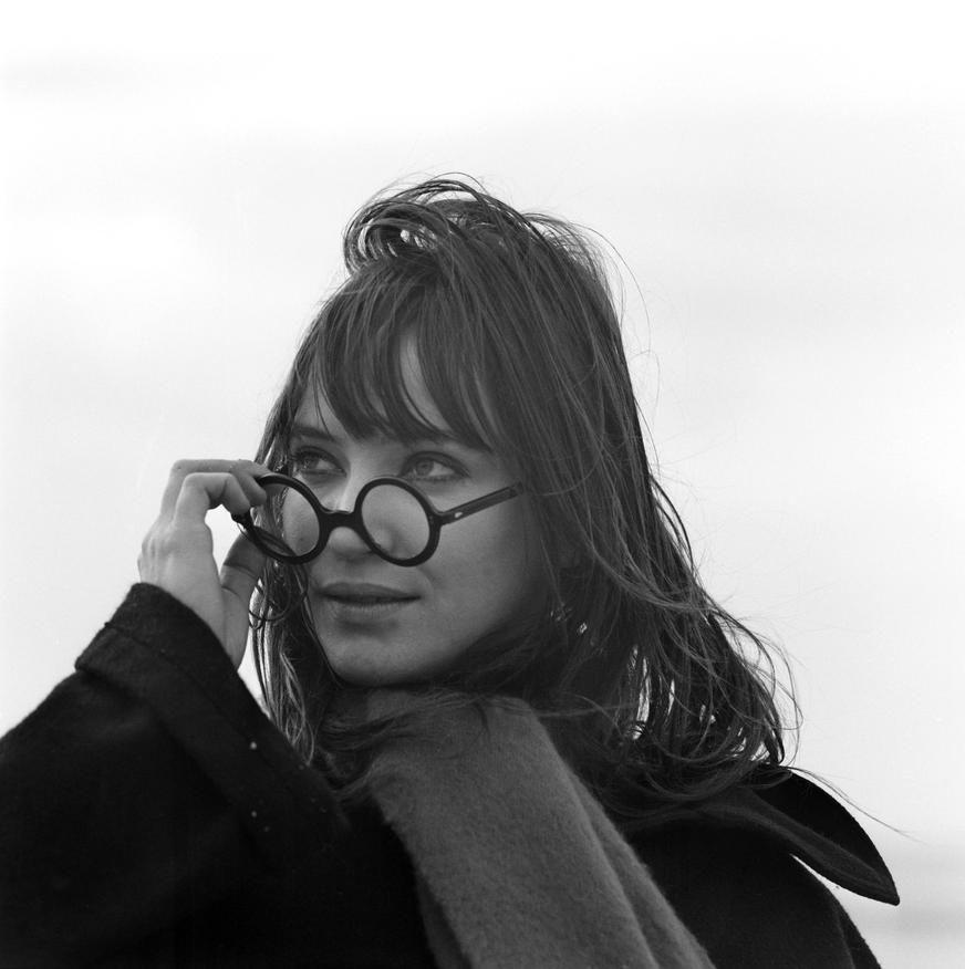 Anna Karina in Anna, 1967