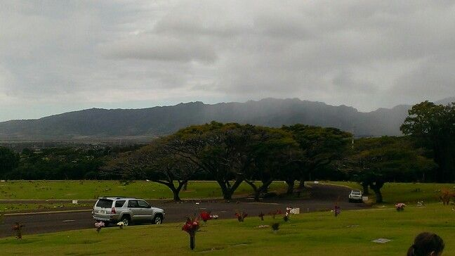 Mililani Cemetery * Oahu