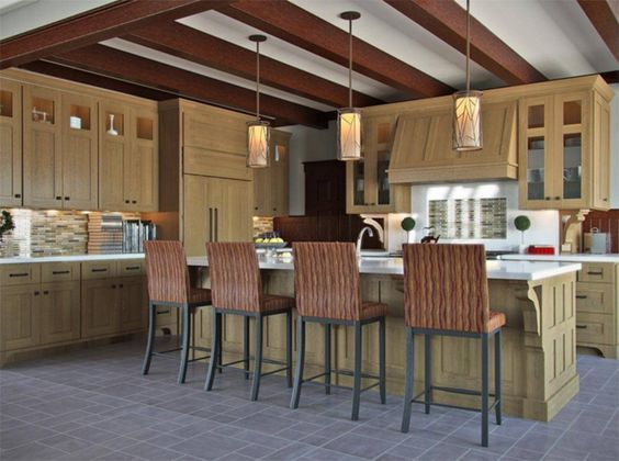 Transitional #kitchen design Amazing Interior Ideas Traditional