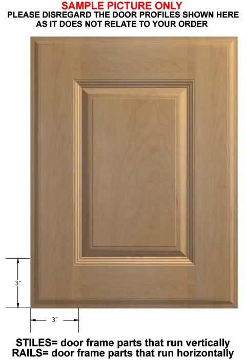 Westminster Unfinished Cabinet Doors Inset Panel Kitchens