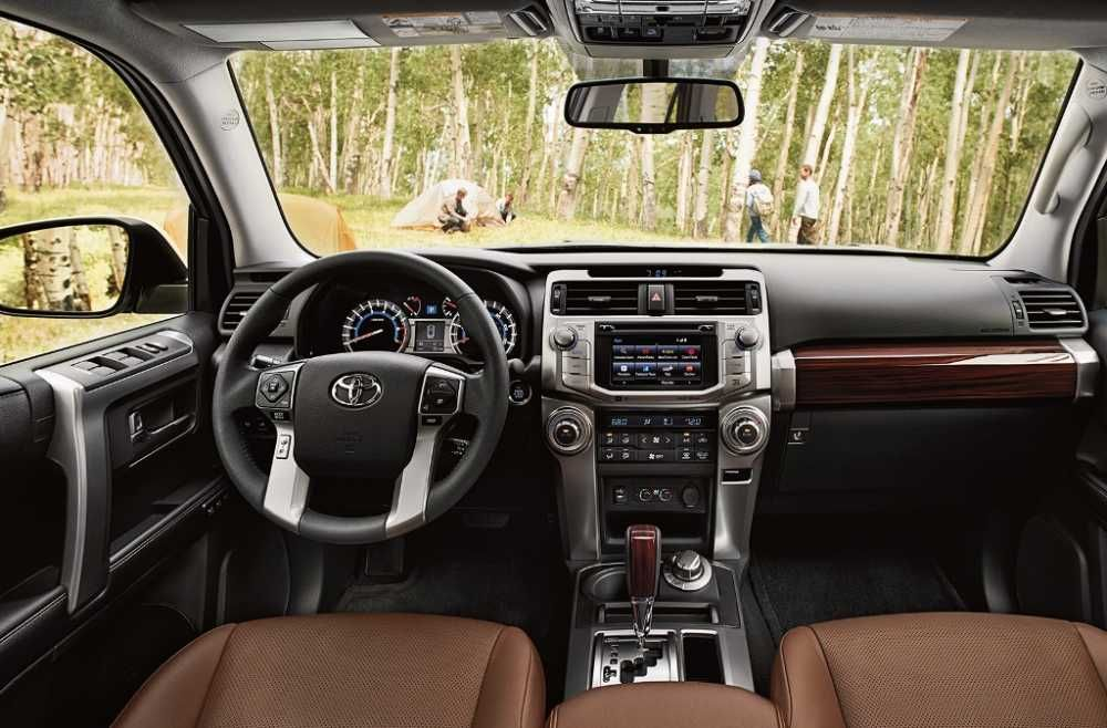 Toyota Las Cruces >> 2018-Toyota-4Runner-interior-dashboard | I want!!!!!!!! | Pinterest