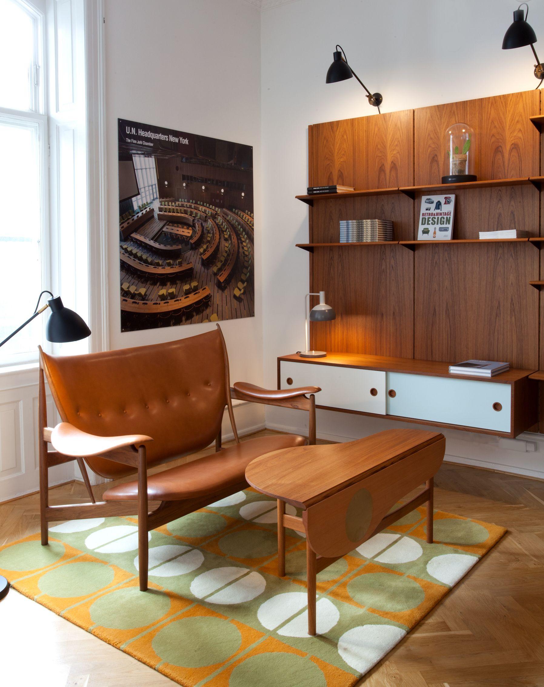 House Of Finn Juhl Finn Juhl Furniture Danish Design