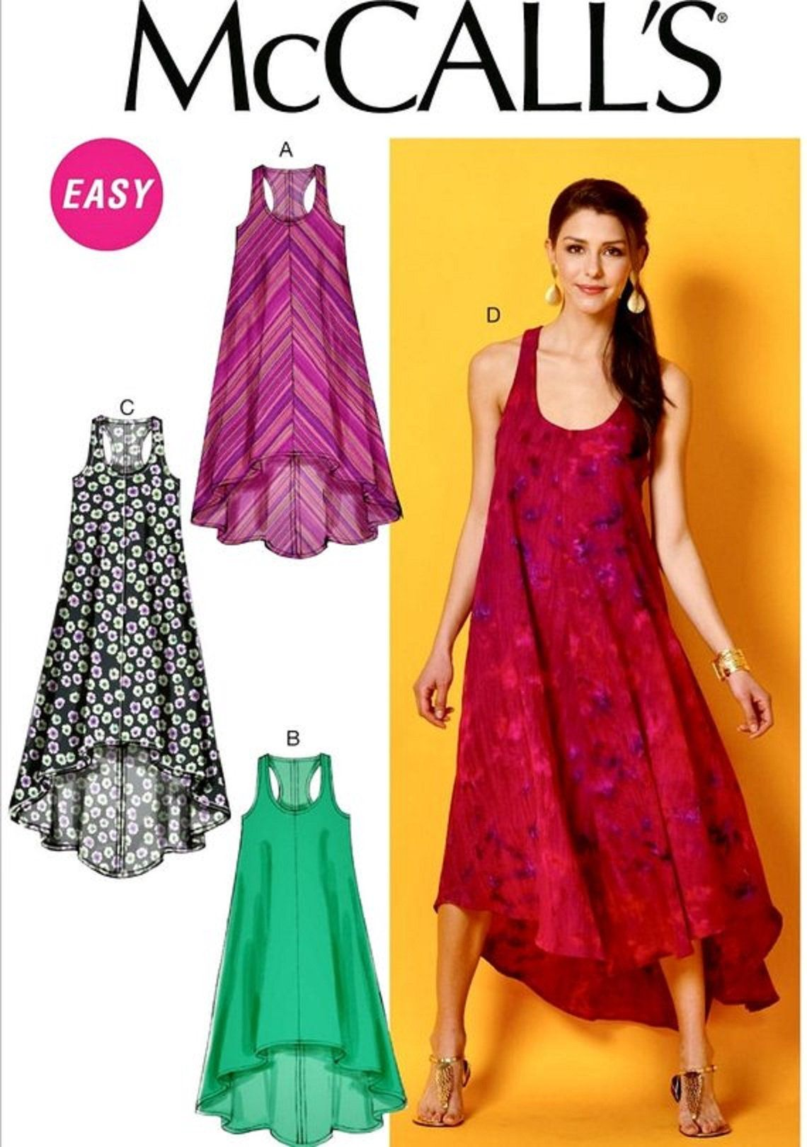 Sewing Pattern Women S Loose Fit Sundress Pattern Very Etsy Tent Dress Sewing Pattern Sundress Pattern Simple Summer Dresses [ 1620 x 1140 Pixel ]