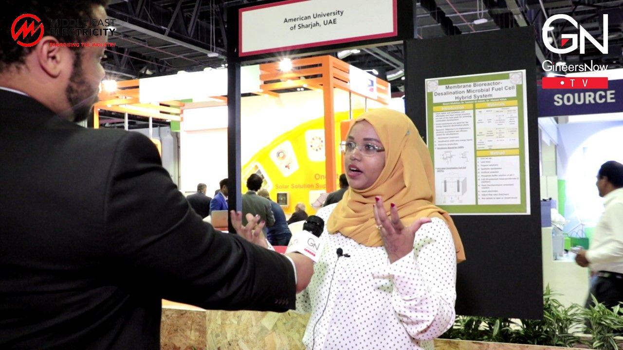 #StudentTalk with American University of Sharjah, Noora Mukhtar