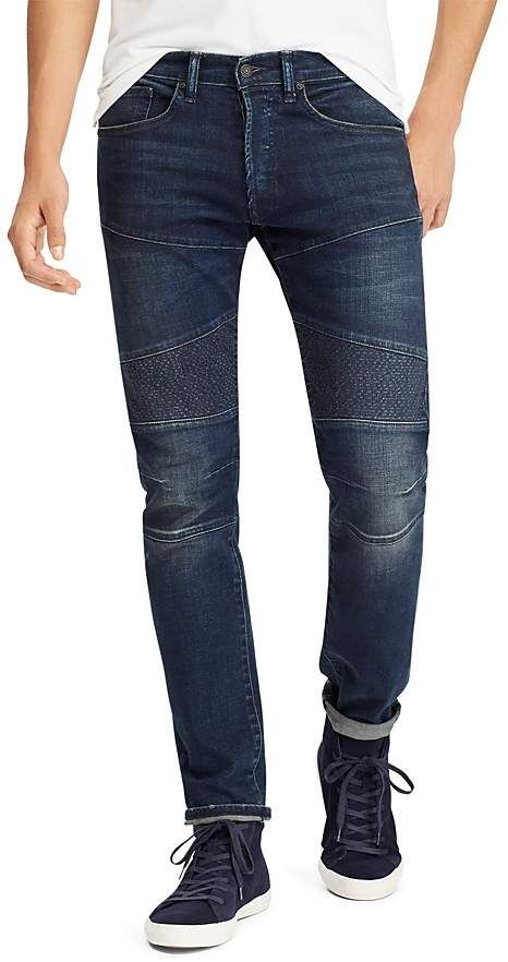 91c51d0e27 Polo Ralph Lauren Sullivan Slim Fit Stretch Jeans in Blue | Products ...