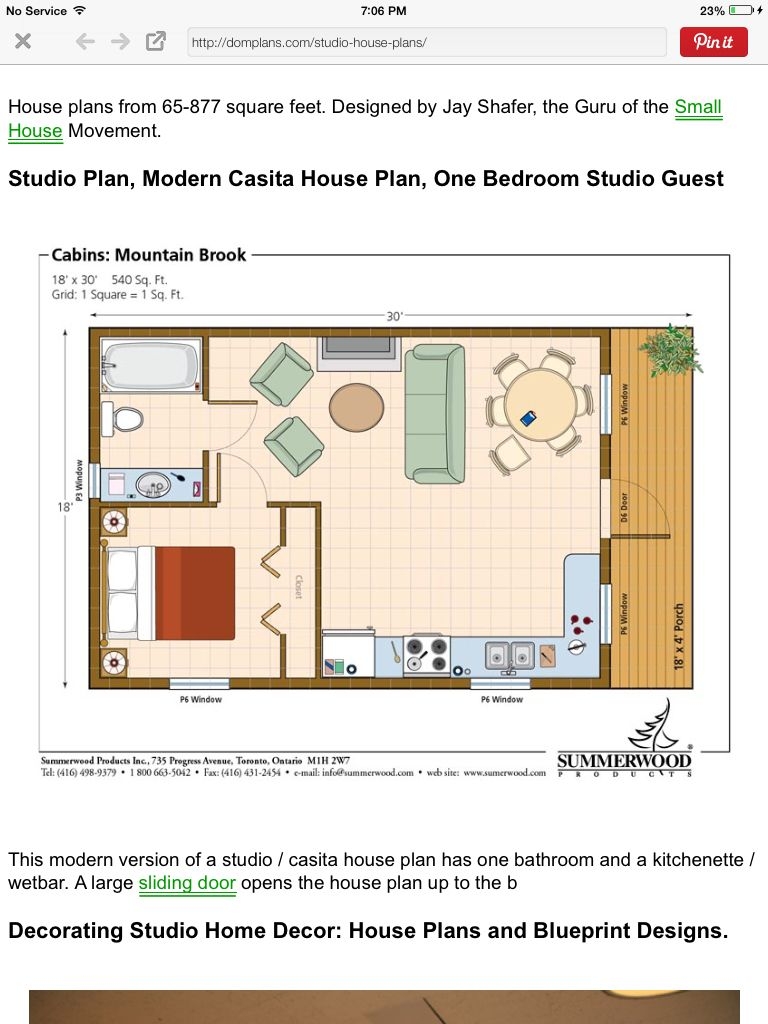 Casita Tiny House Floor Plans Bedroom House Plans Studio Floor Plans