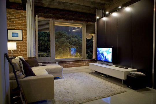 diy loft room divider and wardrobe | loft room, ikea studio