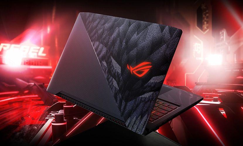 Asus Rog Strix Gl503ge Es73 Hero Edition Gaming Laptop Review Asus Gaming Laptops Asus Rog