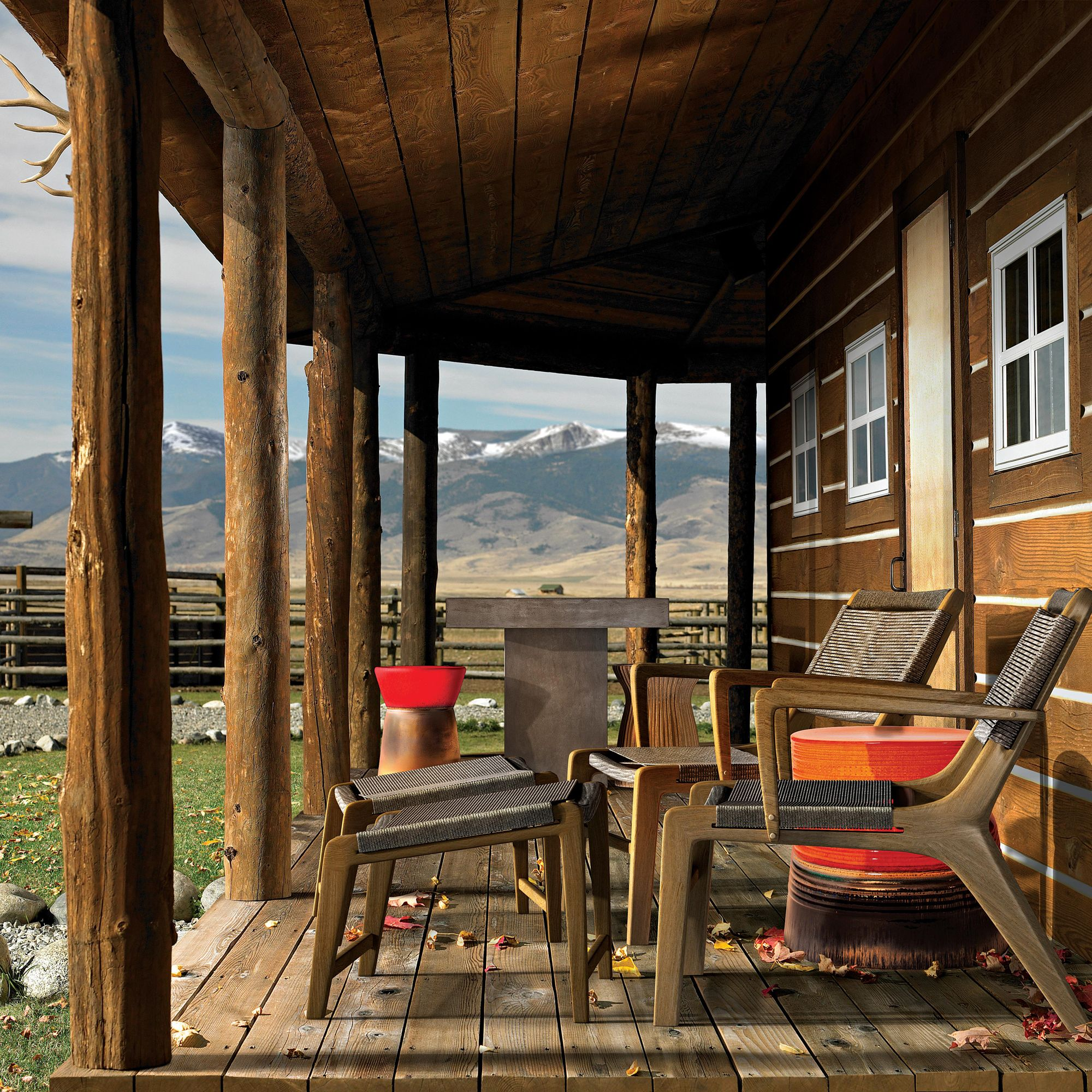 Modern Luxury Indoor-Outdoor Furniture & Decorative ... on Fine Living Patio Set id=82414