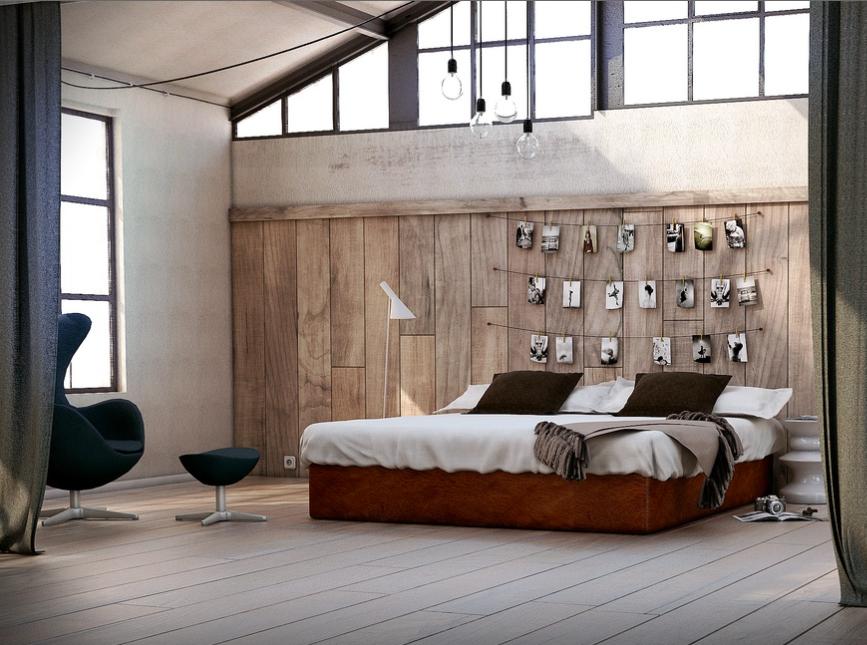 Moderner Landhausstil mit Eggchair. Wohnen, Coole