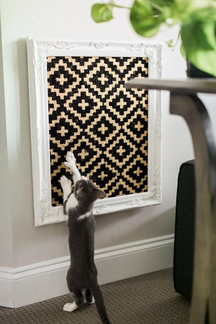 Atemberaubende Einfaches Heimwerken z. Hd. Katzen und Katzenliebhaber