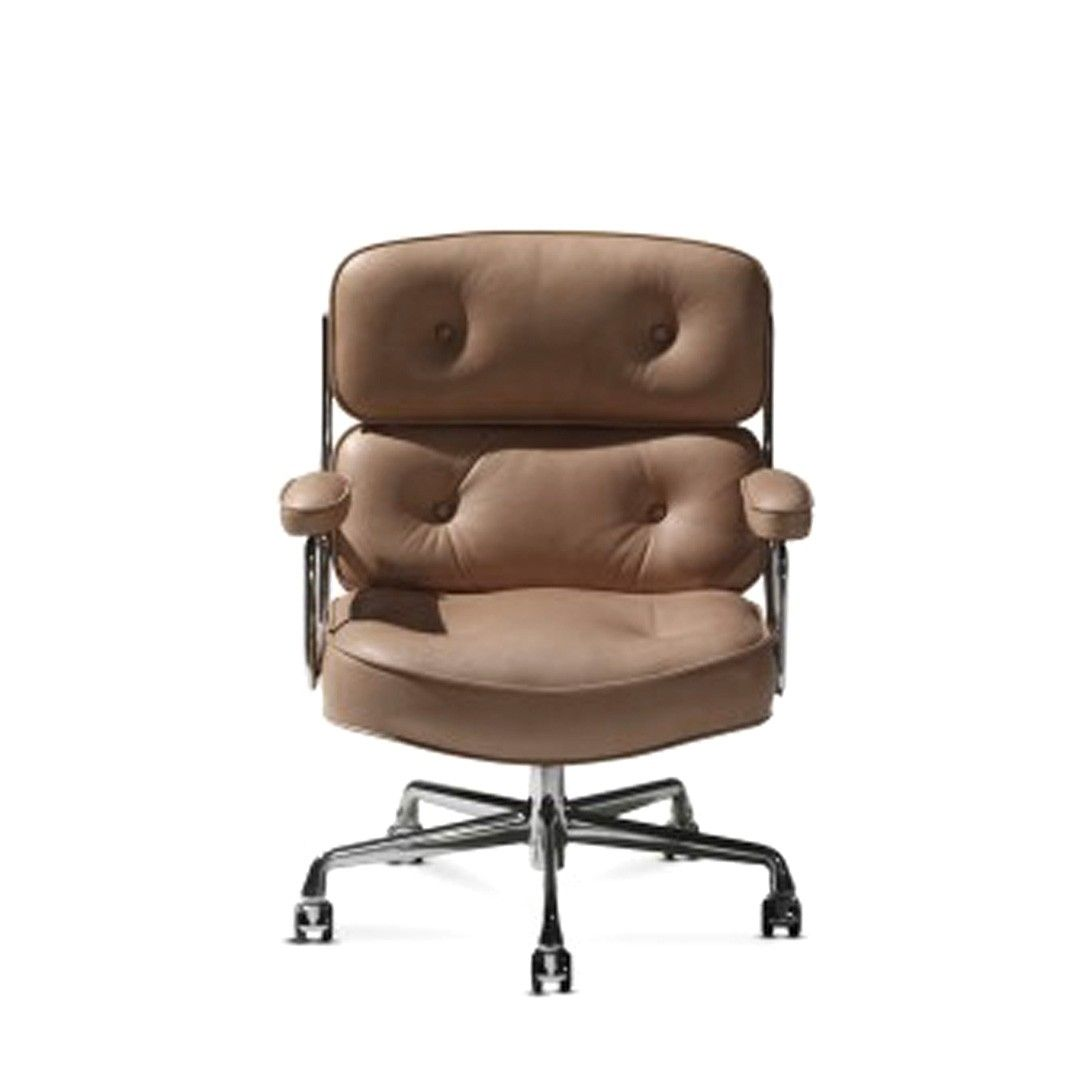 herman miller charles eames executive time life chair 1960 at decornyc brosthleschreibtischsthlecharles - Herman Miller Schreibtischsthle