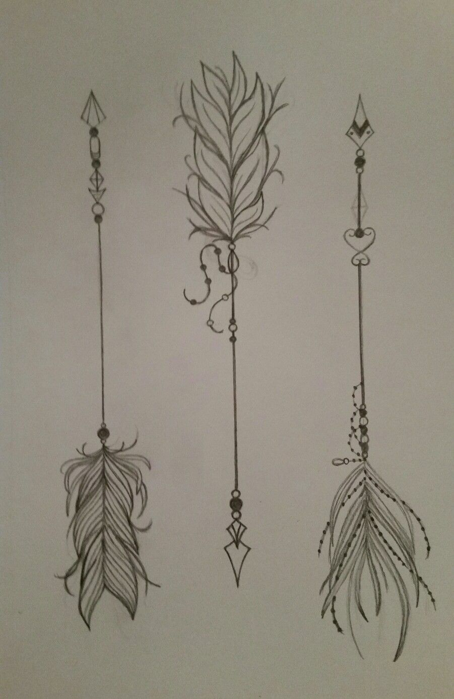 pretty feather arrows tattoo ideas pinterest arrow feathers and tattoo. Black Bedroom Furniture Sets. Home Design Ideas
