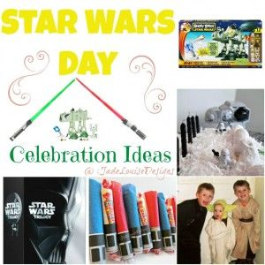 Star Wars Day Celebration Ideas featuring Angry Birds Star Wars AT-AT Attack Battle Game #StarWars #angrybirds #starwarsday #maythefourth