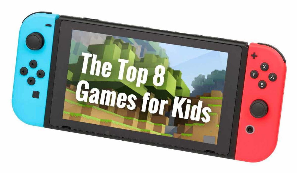 The Top Nintendo Switch Games for Kids Games for kids