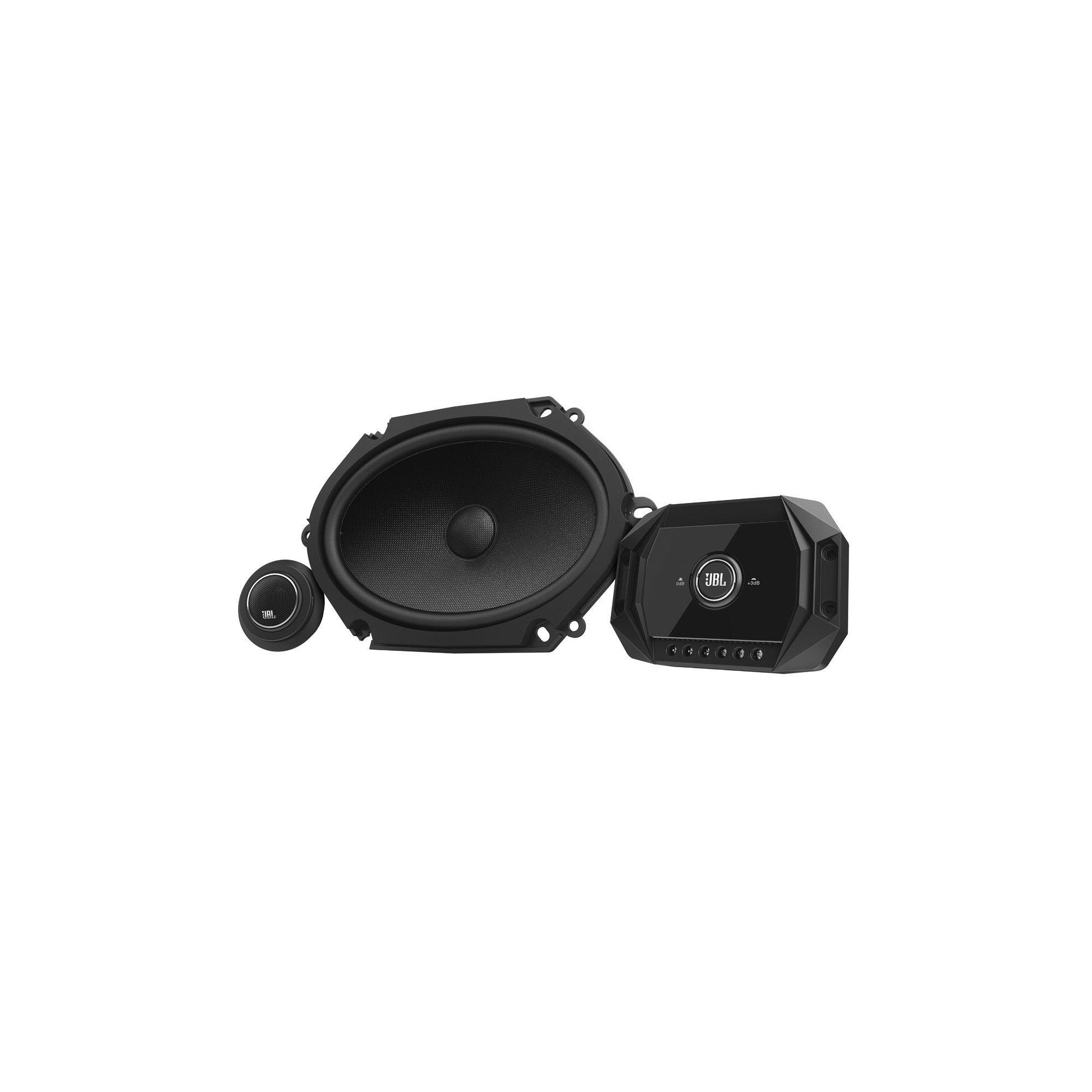 JBL Stadium GTO 860C 6x8 2-Way Stadium Component Speakers, Black #componentspeakers