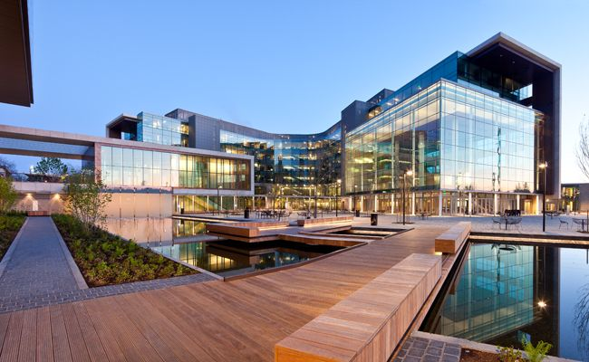 @U.S. Green Building Council #LEED Platinum Project: Bill U0026 Melinda Gates  Foundation, Part 51