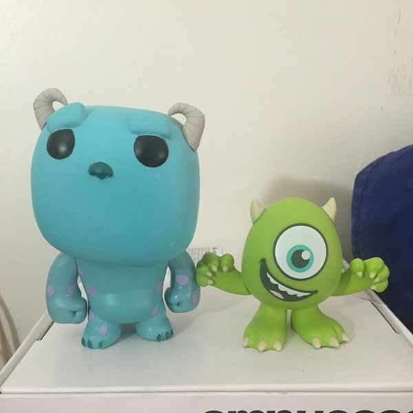 For Sale: Monster's Inc. Figurines  for $12