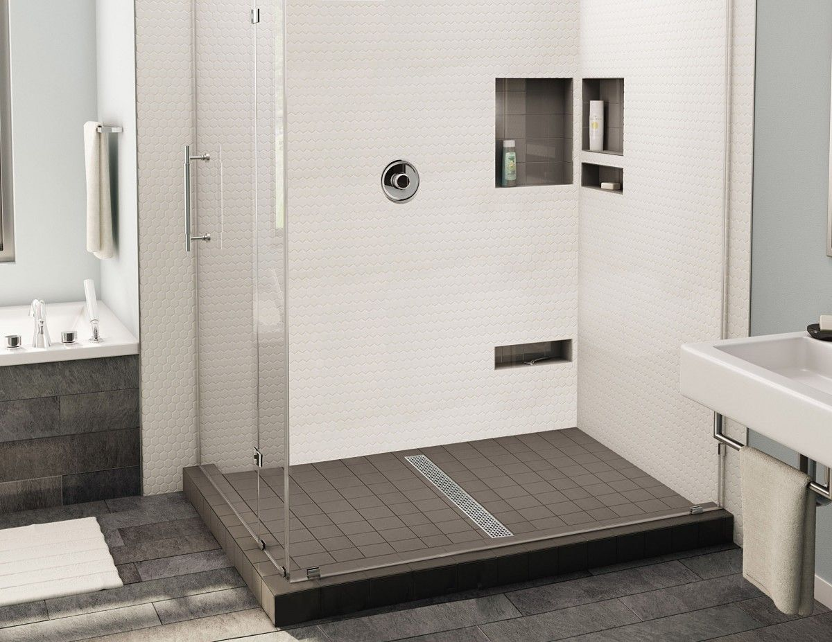 Redi Trench 174 Shower Pans In 2019 Master Bath Remodel