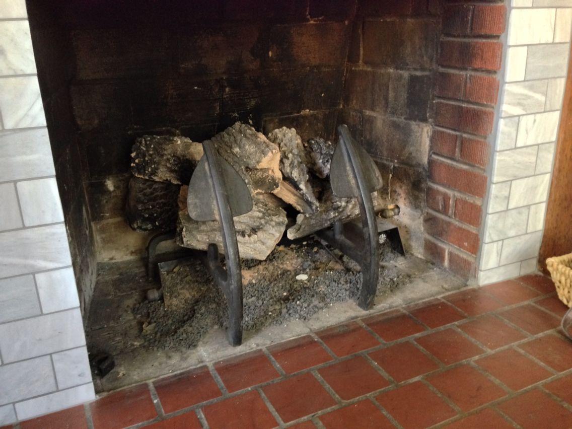 Anchorform andirons fireplace u mantel ideas pinterest