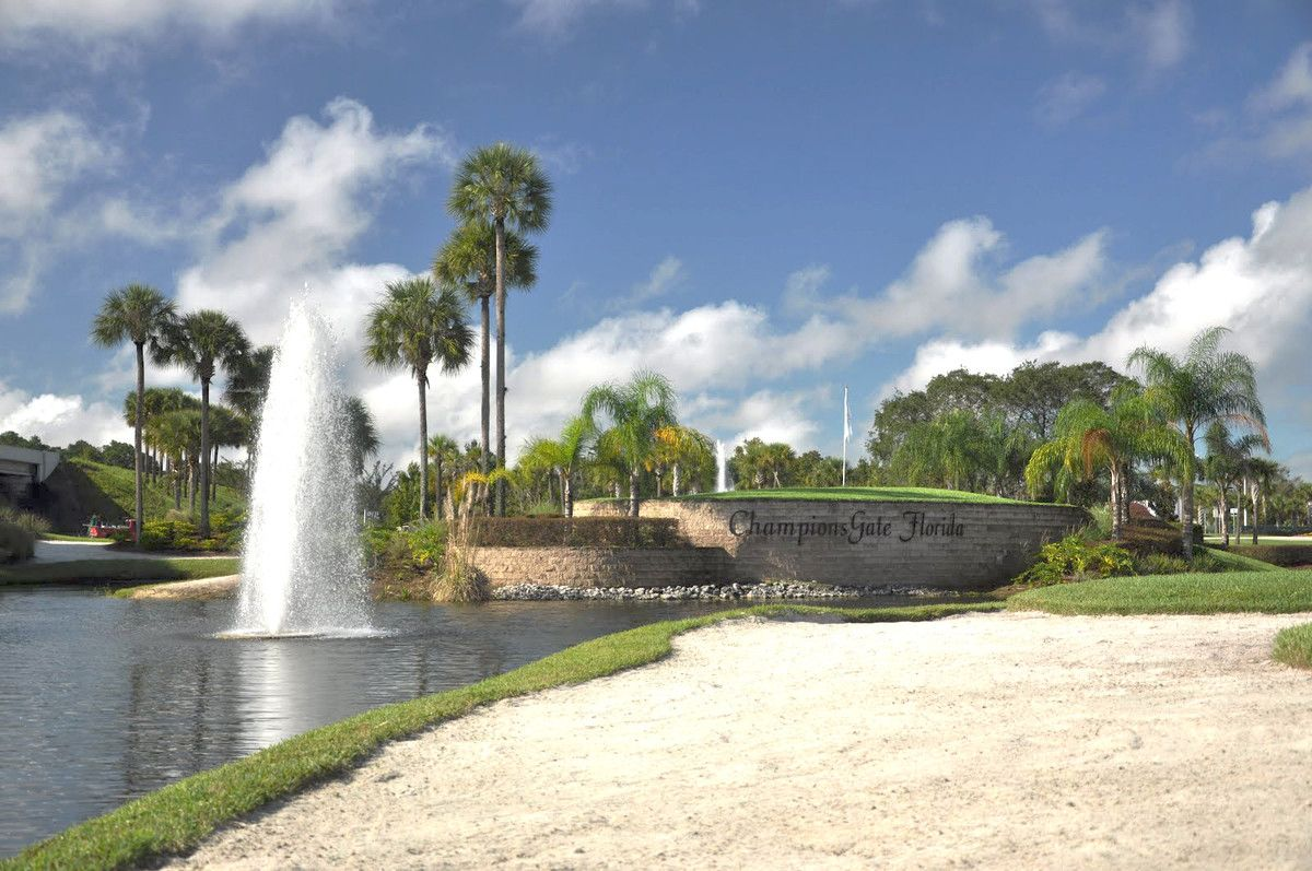 A secluded golfer's paradise, Champions Gate Golf Club is the premiere golf resort throughout all of Central Florida.