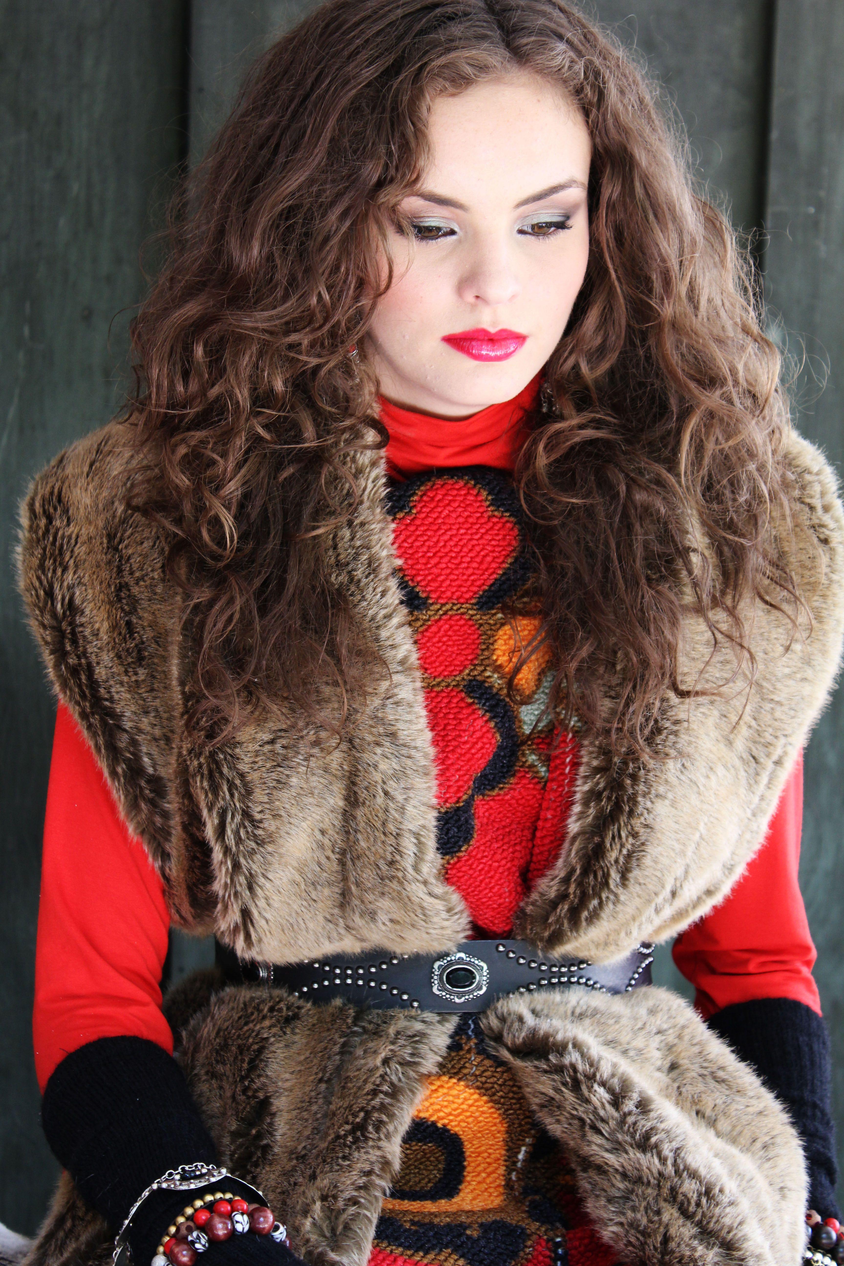Mongolian Beauty Rug Fashion Mongolian Beauty F W 2012