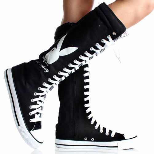 cheap knee high converse shoes for girls