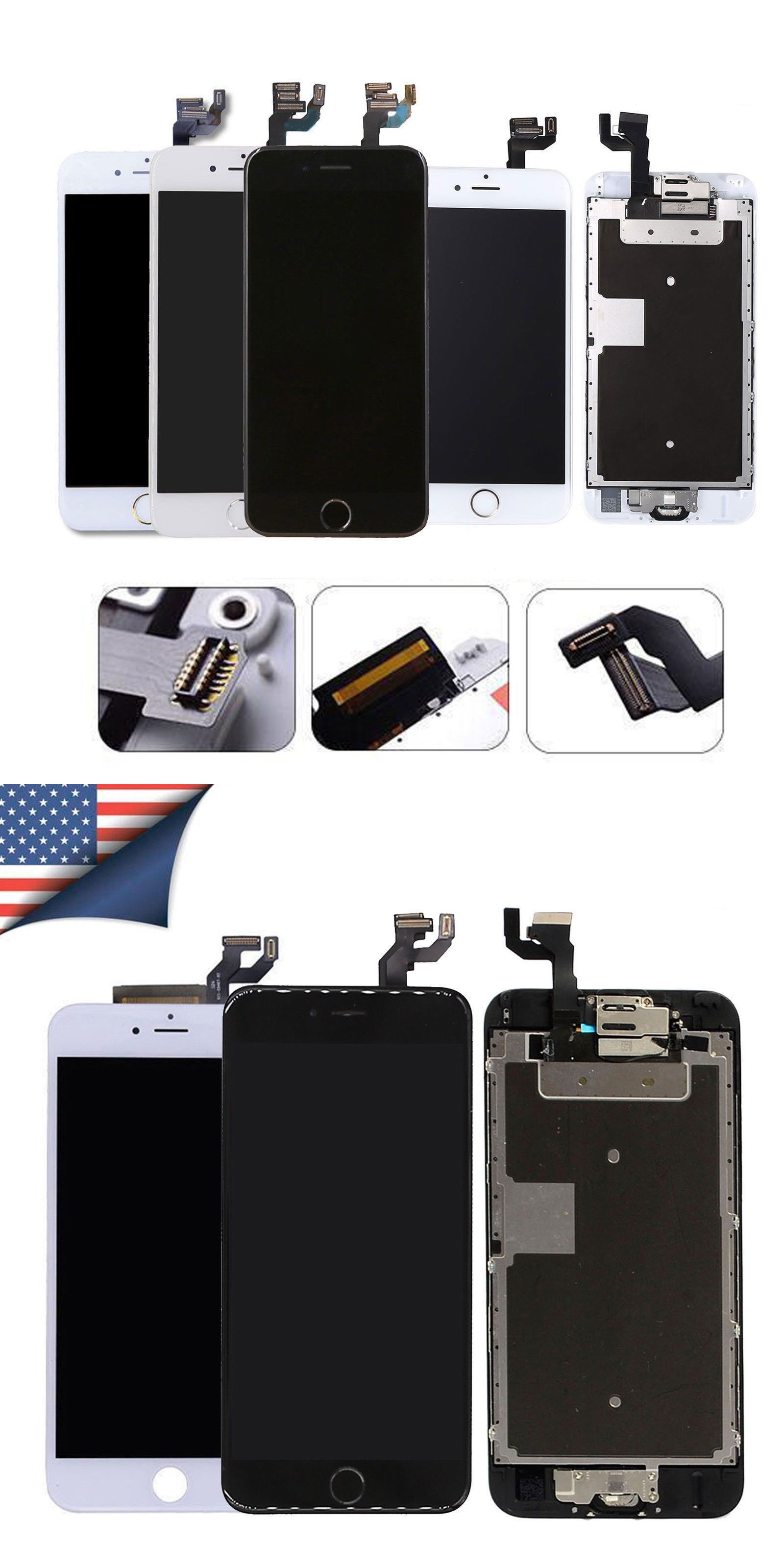 lowest price 4f814 642c5 Cell Phone and Smartphone Parts 43304: New Iphone 6 6S Plus 6S Lcd ...