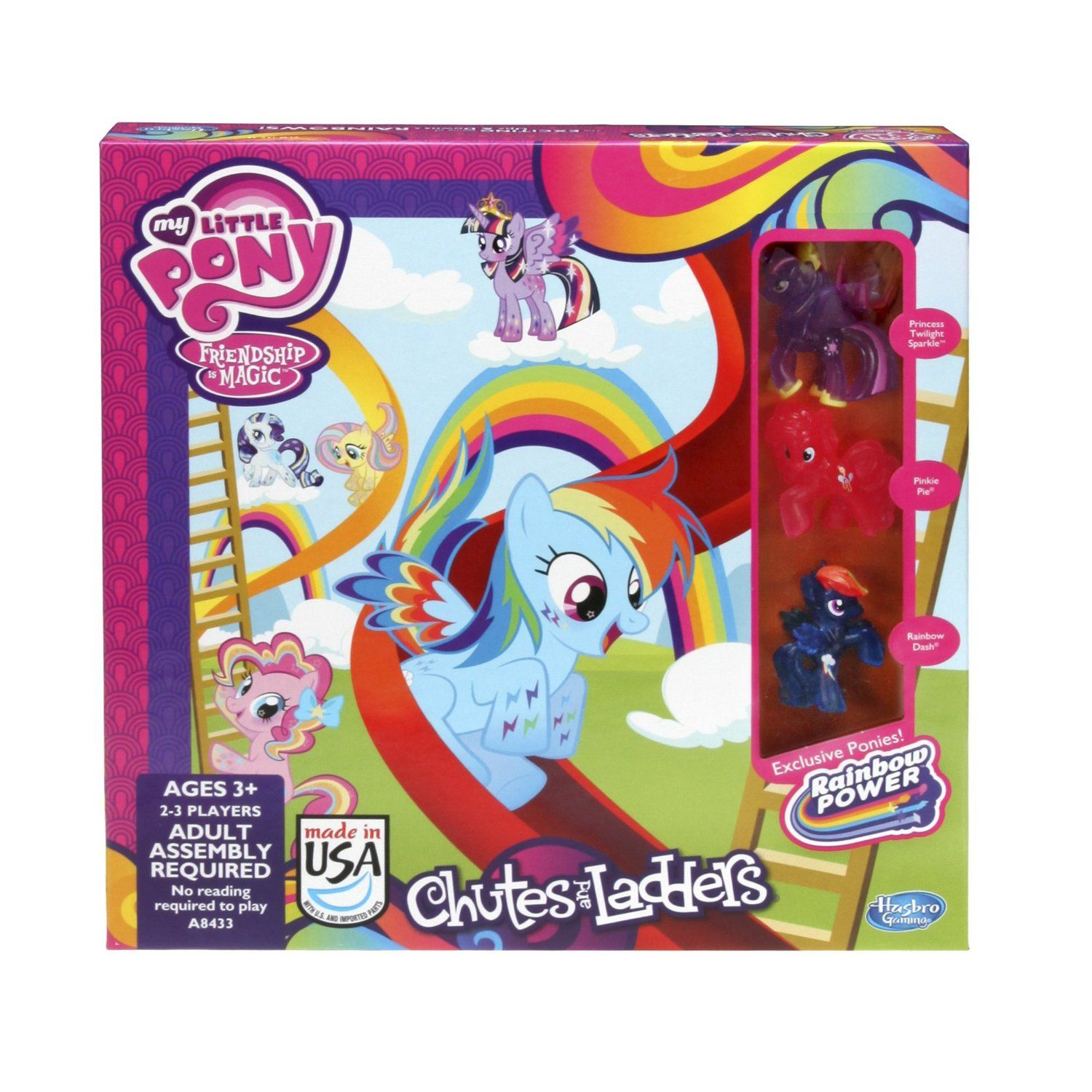 Calling all My Little Pony fans! Amazon has this fun My Little Pony Chutes and Ladders Game for only $9.88 (Reg. $16.99)!  #ExtremeCouponing #Coupons #Couponing  Visit us at http://www.thecouponingcouple.com for more great posts!