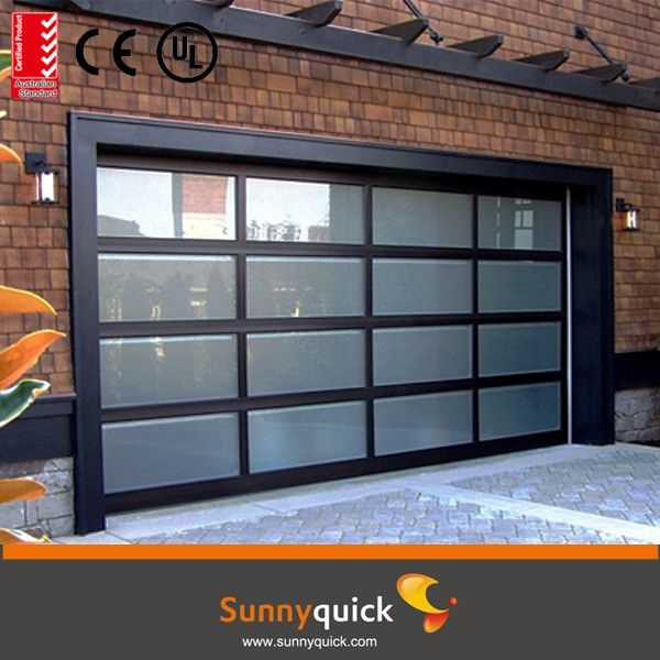 Source New Automatic Sectional Garage Doors On M.alibaba