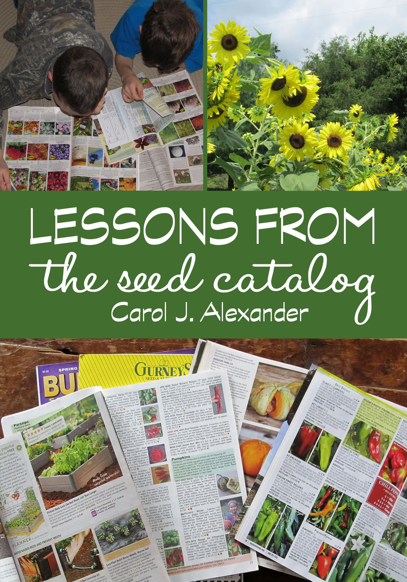 Lessons From The Seed Catalog Has At Least 50 Lessons In