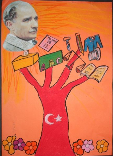 Sevginur özhan Adlı Kullanıcının 29 Ekim Cumhuriyet Bayrami