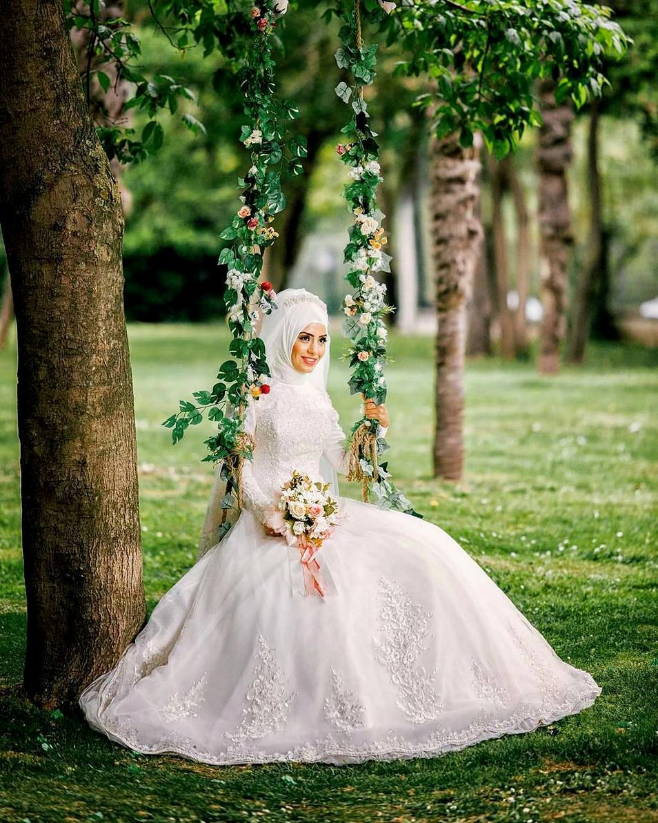 21 Hijab Brides Who Slayed It