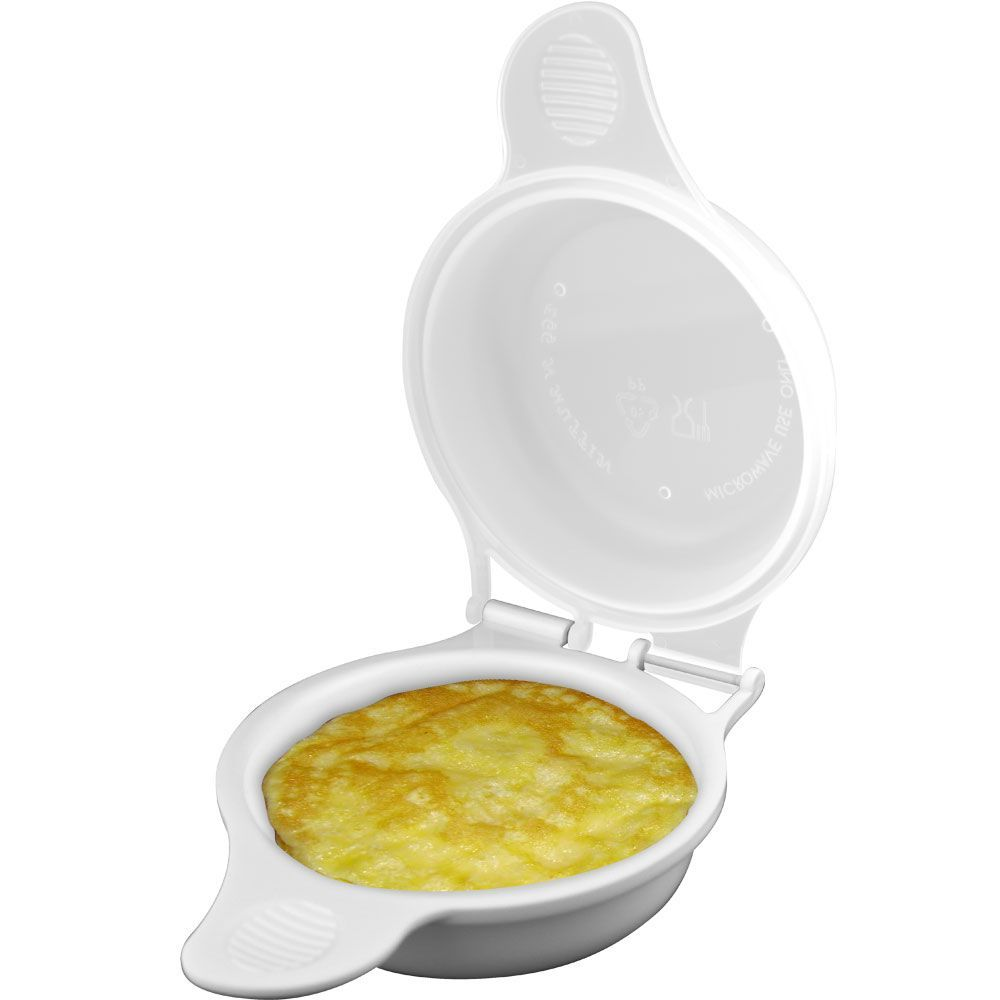 Trademark As Seen On Tv Microwave Egg Cookes By Chef Buddy