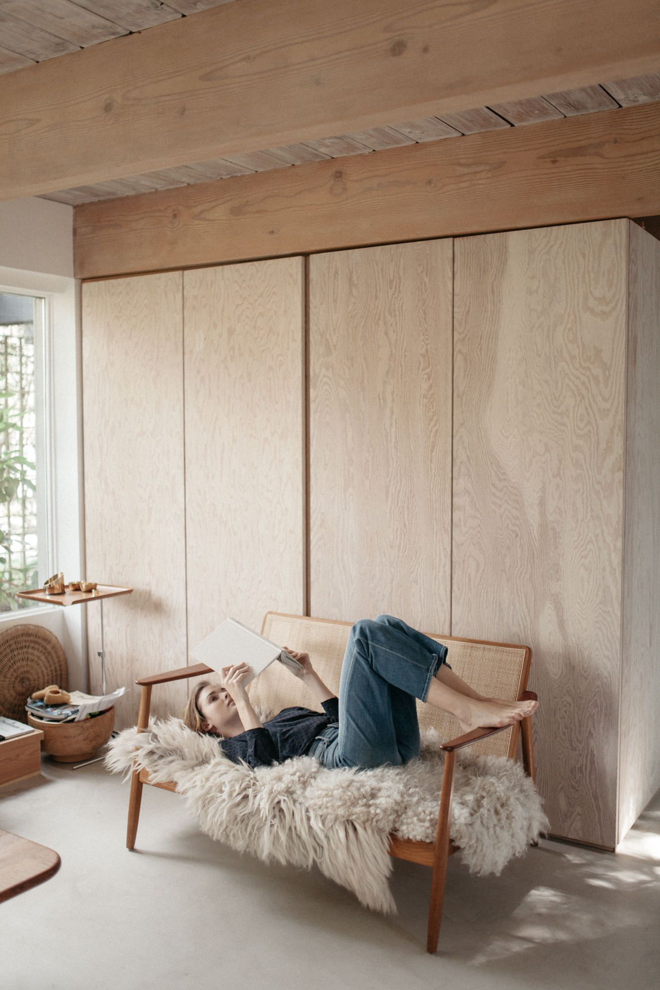 scandinavian furniture vancouver. Modern Rustic Scandinavian Style Living Room // Anne Sage Furniture Vancouver