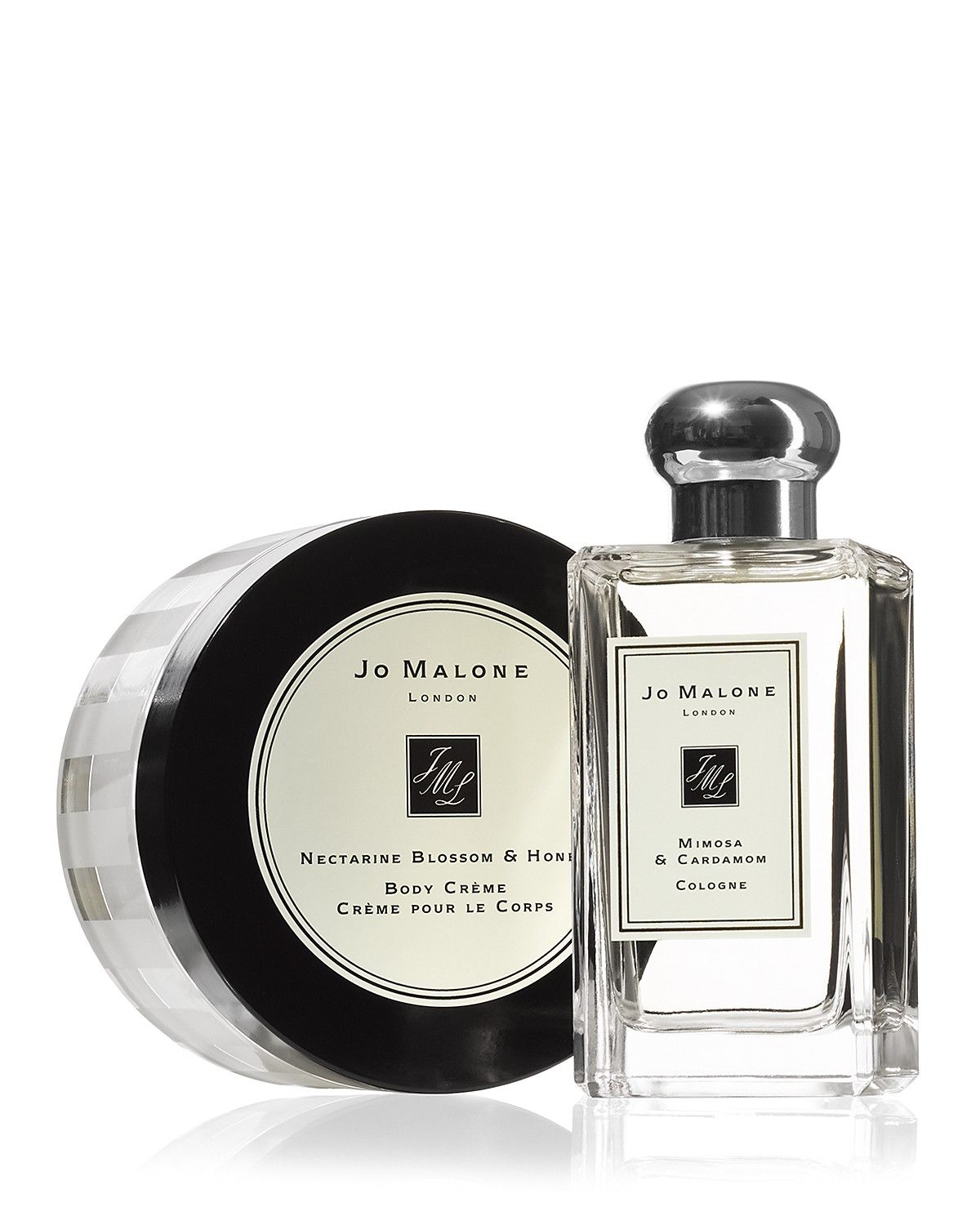 Jo Malone London Mimosa & Cardamom Cologne 3.4 oz. & Nectarine Blossom & Honey Body Crème - Cool Gift Combo | Bloomingdale's