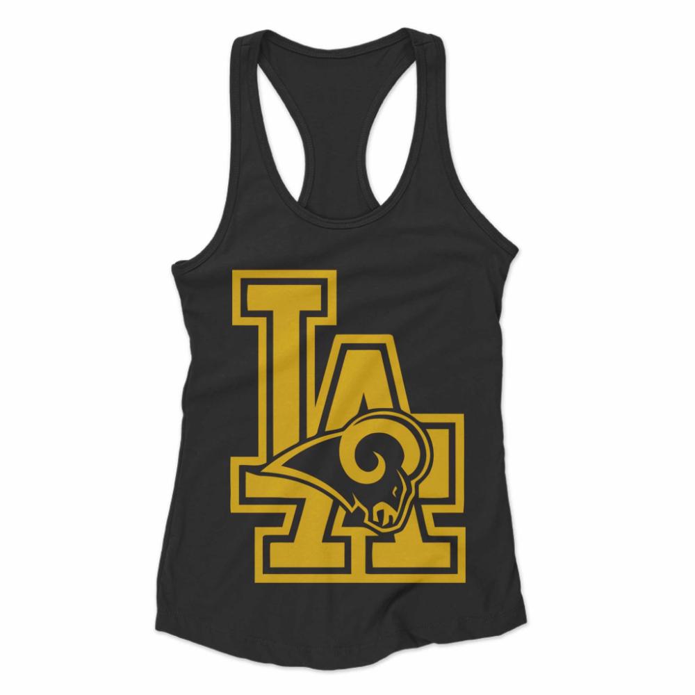 Los Angeles Rams Nfl Football Team Return To Back In La Women S